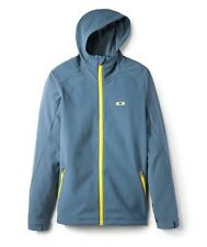 oakley benched jacket ekzz  Oakley Benched Jacket Mens XL Nwt Chino Blue Soft Shell