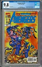 Avengers #v3 #17 #432 CGC 9.8 White Black Knight Warbird Jane Foster Destructor