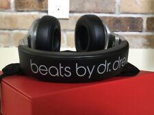 Beats by Dr. Dre Beats Pro Headbands Headphones silver-Black color.