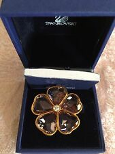 Brand new authentic SWAROVSKI Melancholy ring in plated rose gold