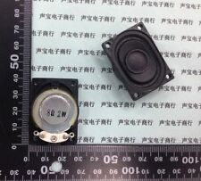 1pcs 2w 8ohm 8R Oval Shape Micro Speaker 28mm*40mm Speakers ( Thickness:11.5mm)