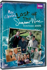 Last of the Summer Wine: Vintage 2005 [New DVD] 2 Pack, Eco Amaray Case