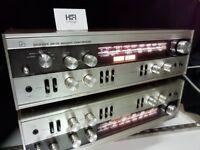 LUXMAN R-820E SINTOAMPLIFICATORE USATO HIFI VINTAGE AMPLIFIER STEREO NO MARANTZ