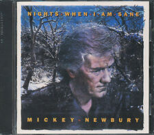 Mickey Newbury - Nights When I Am Sane CD **BRAND NEW/STILL SEALED**