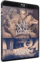 LA MORT EN CE JARDIN + UN CHIEN ANDALOU (court-métrage) (BLU RAY)