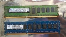 Samsung 4GB M393B5273CH0 PC3L-10600R 1066MHz DDR3 240-Pin ECC Server Memory