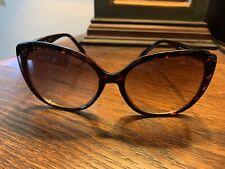 Calvin Klein Authentic Sunglasses CK R715S 500 58mm Brown Tortoise Shell