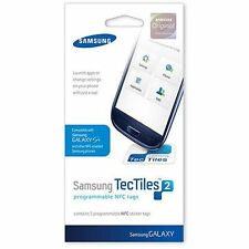 5 Samsung Tec Tiles Programmable NFC Tags That's 5 a Pack