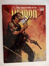 TSR Dragon Magazine #203 March '94 AD&D Science Fantasy Special 1st Printing