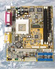 DFI ITOX ST2K-E ST2KE3-0 75513390 PGA370 Flex-ATX Motherboard w/ ST2K-3SM5