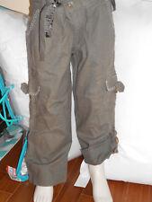 3 POMMES pantalon multi-poches + ceintureT 4/5 ans