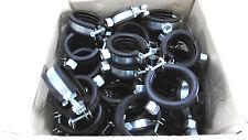 """47x mefA omnia abrazadera de tubo con schalldämmprofil 48mm   1 1/2""""   m10 nuevo embalaje original"""