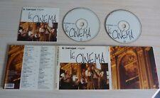 2 CD ALBUM DIGIPACK LE BAROQUE INSPIRE LE CINEMA 21 TITRES 1999 MUSIQUE DE FILM