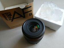 Nikon AF Nikkor 35-80mm f4-5.6 LENTE. nero D