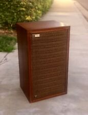 Fisher XP-7 Tube Stereo Speaker One Only Mid Century Modern Rare 1st Edition