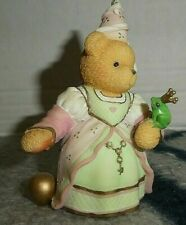 "Cherished Teddies, Winnie, ""You're My Perfect Prince"". 481696"