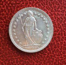 Suisse - Magnifique monnaie de 1 Franc 1944