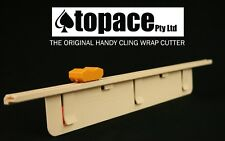 The Original Handy Cling Wrap Cutter Commercial Size(45cm) Slide Cutter GladWrap