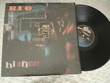 "REO Speedwagon – ""Hi Infidelity""  Vintage Vinyl   LP  Epic – FE 36844"