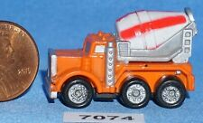MICRO MACHINES CEMENT MIXER Construction Vintage Galoob