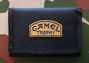 Land Rover Land Rover Range Rover Camel Trophy Wallet Black / Orange