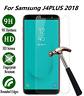 For Samsung Galaxy J4 Plus 2018 Tempered Glass Screen Protector Film Guard CA IL