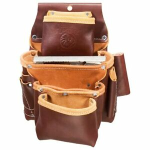 Occidental Leather 5062 4 Pouch Pro Fastener Tool and Fastener Pouch