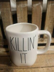 """Rae Dunn """"Killin' It"""" Mug NEW"""