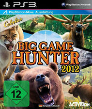 CABELAS-Big Game Hunter 2012 per PlayStation 3 ps3 | | merce nuova versione tedesca