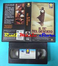 VHS film IL TE' NEL DESERTO 1990 Debra Winger John Malkovich PENTA (F94) no dvd