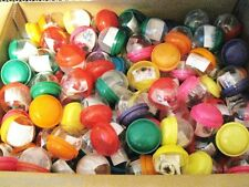"""50 NEW Vending Machine Capsules 2 inch 2"""" Assorted Colors Tattoo Prize Inside"""