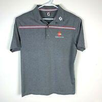 Footjoy Athletic Fit Premium Golf Polo Shirt Size Men's XL