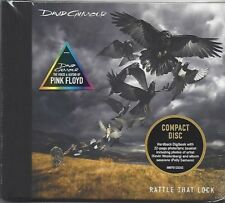DAVID GILMOUR / RATTLE THAT LOCK * NEW CD 2015 * NEU *
