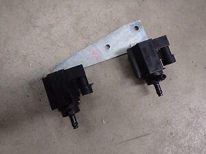 Lamborghini Murcielago 2005 Fuel System Solenoid Valves Pair J070