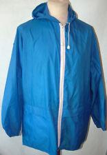Retro Men's Cagoule Festival Coat Raincoat  Size 2XL 54inch chest