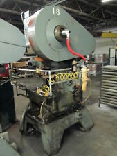 "Minster B1-22 Fixed Base 22 Ton 1.5""Stroke 200-400 Spm 480V 3Ph High Speed Press"