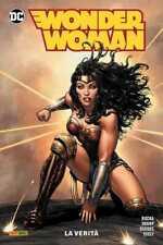 WONDER WOMAN 3 - LA VERITÀ REBIRTH DC PANINI COMICS