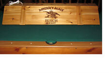 """New Custom Busch Light Pool Table Poker Billiards Light 53"""" with your Name!"""