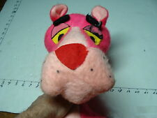 1976 stuffed Pink Panther over 2 foot tall w/ tag, Mighty Star light damage