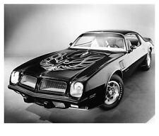 1974 Pontiac Firebird Trans Am Factory Photo m2996