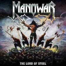 Manowar, Lord of Steel, Excellent Import