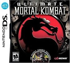 Ultimate Mortal Kombat Nintendo DS * NEW *