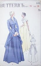 Rare Vintage Evening Gown Sewing Patterns 5095 Size 18