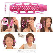 2pcs Girls Hair Curlers Magical Big Wave Curls Rollers Fashion Hair Styling Tool