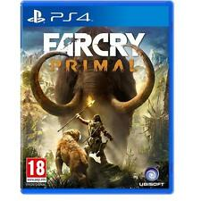 FAR CRY PRIMAL PS4-GIOCO PER SONY PLAYSTATION 4 NUOVO e SIGILLATO