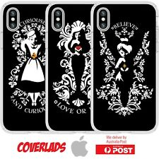 iPhone Silicone Cover Case Mono Disney Princesses Little Mermaid - Coverlads