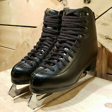 New listing Jackson Black Mark Iv Ultima Size 2 Ice Figure Skates - Swanky Barn