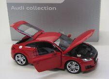Audi TT Coupe ( 2014 ) tango rot / Minichamps 1:18
