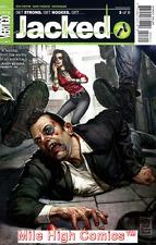 JACKED (2015 Series) #3 Very Good Comics Book