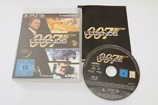 007 Legends PS3 Sony PlayStation 3